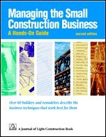 Image for Managing Small Construction Business: Managing Small Construction Business
