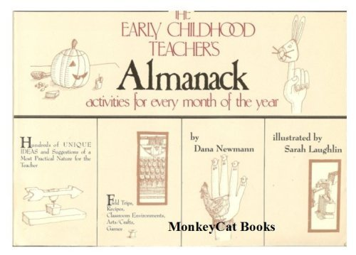 Image for The Early Childhood Teacher's Almanack: Activities for Every Month of the Year