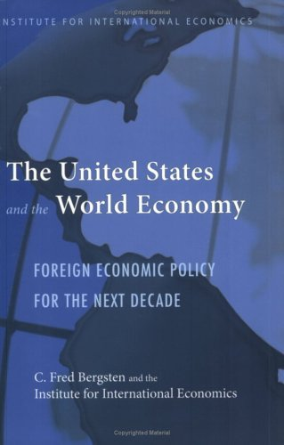 Image for The United States and the World Economy