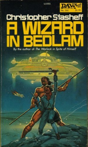 Image for A Wizard in Bedlam