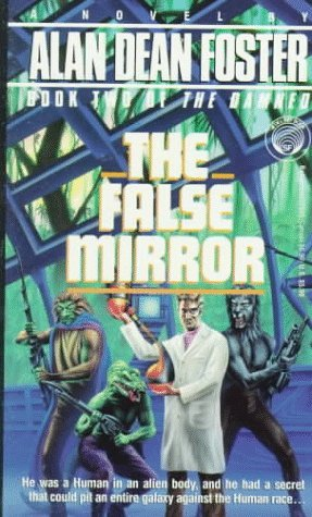 Image for The False Mirror (The Damned, Book 2)
