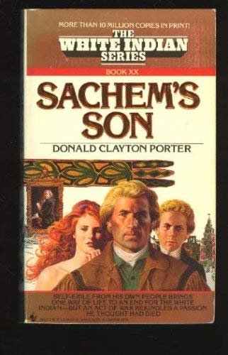 Image for SACHEM'S SON (White Indian, No 20)