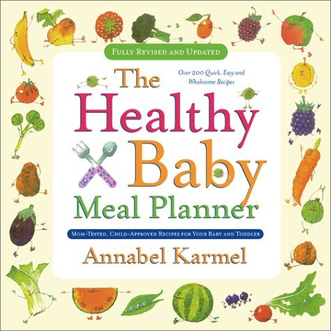Image for Healthy Baby Meal Planner