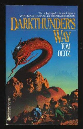 Image for Darkthunder's Way