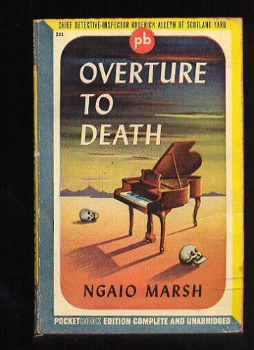 Image for Overture To Death