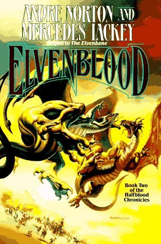 Image for Elvenblood: An Epic High Fantasy (Halfblood Chronicles, Book 2)