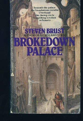 Image for Brokedown Palace