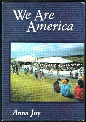 Image for We Are America (writing instruction)