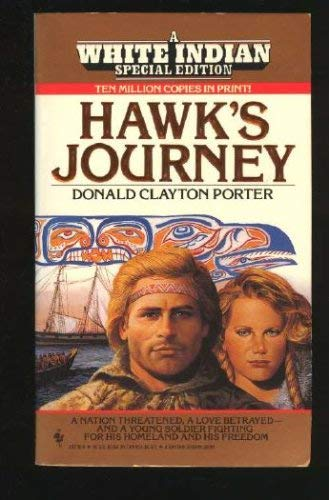 Image for HAWK'S JOURNEY (White Indian Special Edition, Book 23)